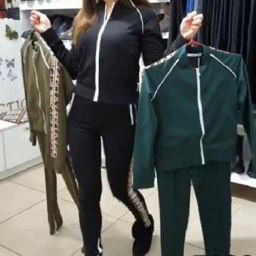 I-y - Кыргызстан: Продаю спортивный костюм новый,размер l