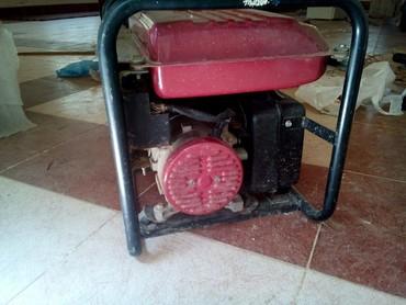 Ev və bağ Masallıda: Generator Honda elemax 2900