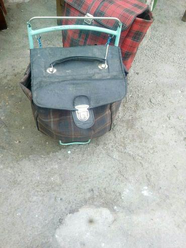 Тележка с чемоданчиком.2 шт.советская.цена по 700 в Бишкек