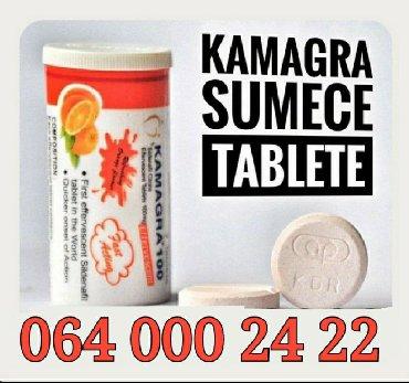 Ostalo - Beograd: Kamagra  Kamagra Šumeće Tablete  1 pakovanje (7 tableta)  1000din  3 p