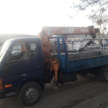 Услуги - Джалал-Абад: Грузовые перевозки