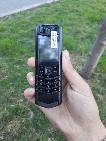 Model: Vertu Signature Black Mate / Made in U.K Original Dizaynda