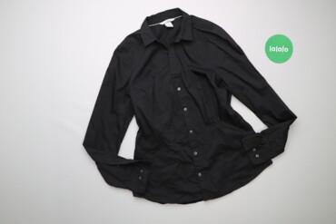 Жіноча класична сорочка H&M, p. M    Довжина: 61 см Ширина плечей