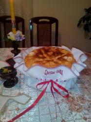 Pamucna krpa za slavski kolac - Kragujevac