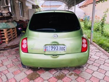Nissan March 2002 в Бишкек