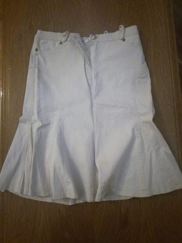 Suknja velicina XL - Plandište