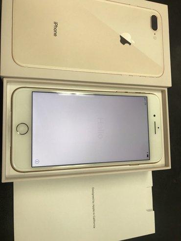 Το Apple iPhone 8 Plus 256GB Factory Unlocked διαθέτει 1ετή διεθνή в Astypalaia