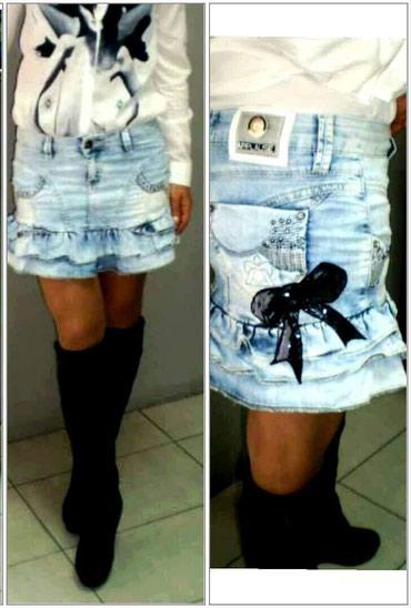 Firmirana Teksas suknja - Batajnica