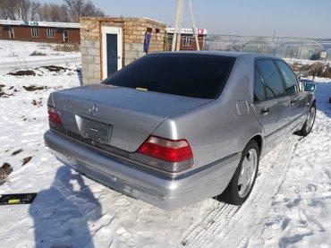 продаю w140 s600l v12 restyling японец. максимальная комплектация. отл в Лебединовка