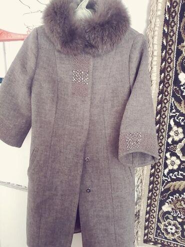 пальто loreta турция в Кыргызстан: Пальто сатылат Производства Турция фирма Loreta 2 жолу кийилген 8000с