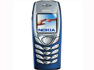 Nokia 6100 is a 1.5 inch (128 x 128) of display, 725KB of storage and σε Pella
