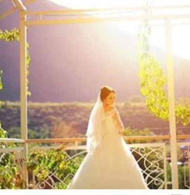 Срочно продаю свадебное платье, одевала один раз в Лебединовка