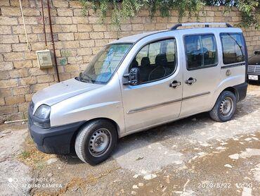 Fiat - Azərbaycan: Fiat Doblo 1.9 l. 2002 | 200000 km