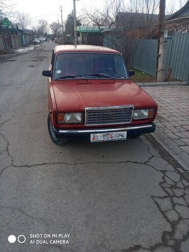 ВАЗ (ЛАДА) 2107 1.5 л. 1993