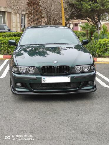 bmw 525 1997 - Azərbaycan: BMW 525 1997 | 325000 km