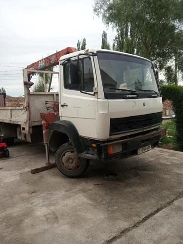 Услуга манипулятора кран до 3тонн машина до 5тон в Бишкек