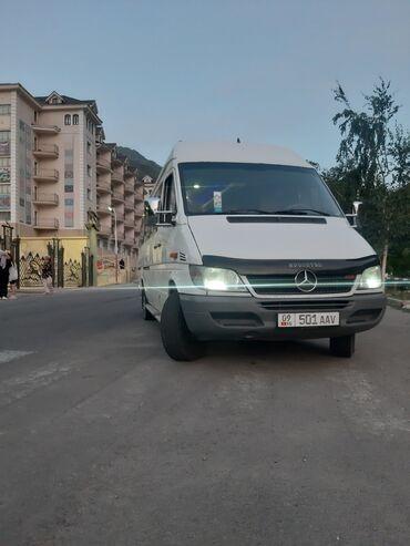 Транспорт - Кой-Таш: Mercedes-Benz Sprinter 2.7 л. 2002   5000000 км