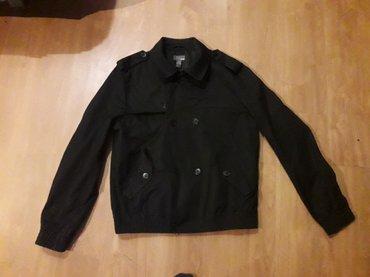 H&m crna jakna vel. 44 - kao novaa - Prokuplje