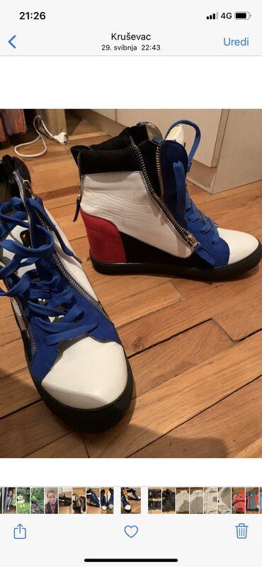 Pstka cipele zenske