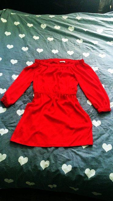 новое платье Манго, шелк, крестьянка, подойдет для беременных, размер  в Бишкек