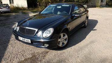 mercedes e в Кыргызстан: Mercedes-Benz E 320 3.2 л. 2003
