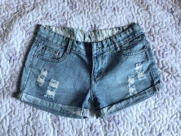 Женские шорты в Кыргызстан: Летние джинсовые шорты