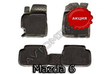 Mazda 6 üçün ayaqaltılar. Коврики для mazda 6. в Bakı