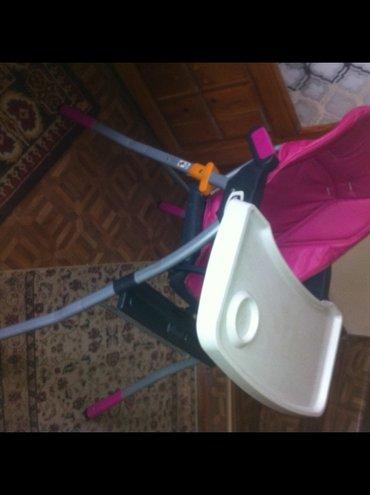 Детский стул бу фирмы chicco в Чолпон-Ате, в Чолпон-Ата