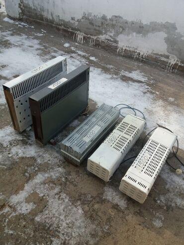 Обогреватели СССР Несгораемые