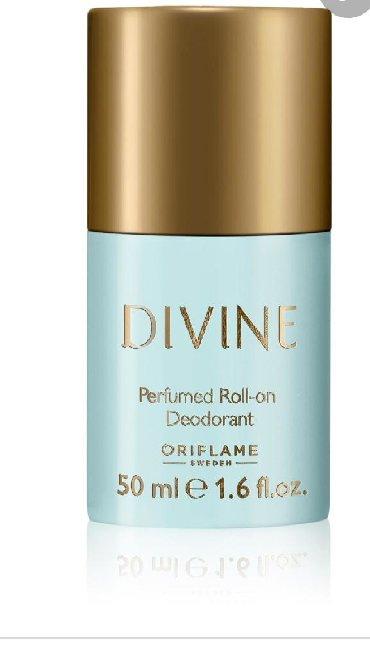 дезодорант женский в Кыргызстан: Шариковый дезодорант Divine