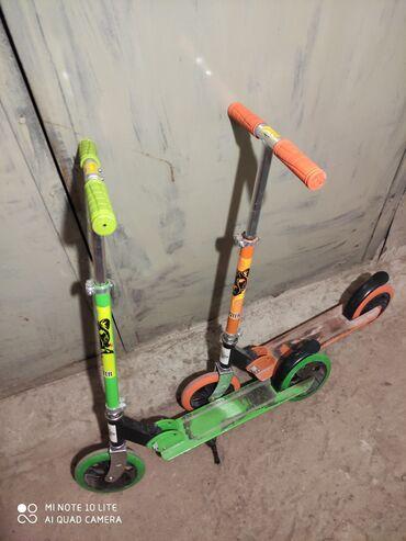 самокат scooter в Кыргызстан: Детские самокаты SCOOTER. В наличии 2 шт. по 1500 каждый