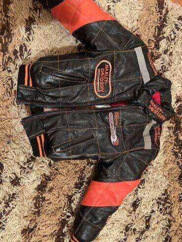 Куртка кожаная двухсторонняя Натуральная кожа брали в Турции, от