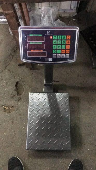 Электронные весы 150 кг !! в Бишкек