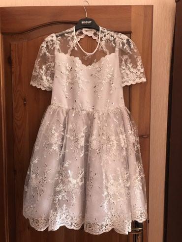 Продаю платье нарядное на девочку 10-11 в Бишкек