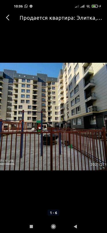 Продажа квартир - Бишкек: Продается квартира: Элитка, Кок-Жар, 1 комната, 38 кв. м