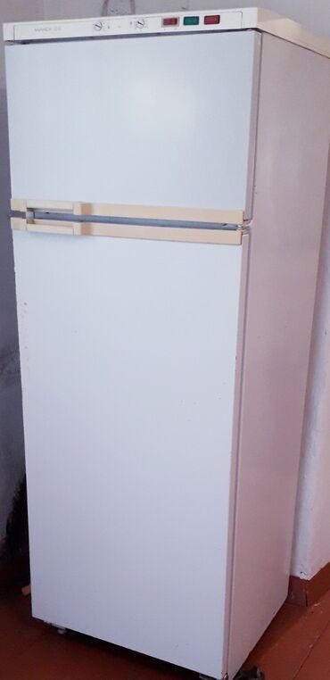 Б/у Двухкамерный Белый холодильник Минск