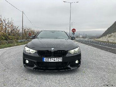 BMW 4 series 3 l. 2014 | 158000 km