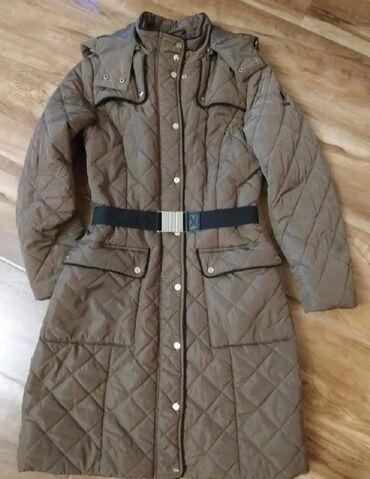 U. S. POLO Удлиненная зимняя куртка отличного качества. Фирменная