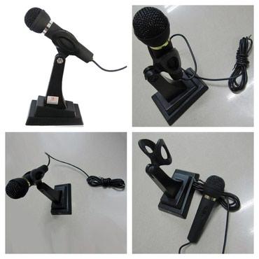 Mikrofonlar Azərbaycanda: Kamputer ve video kameralar ucun mikrafon say coxdur mehsul yenidir