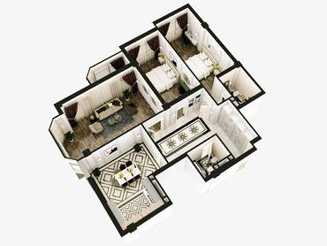 Продаю 3 х комнатный квартиры в 12 микрорайоне ПСО через 2 месяца