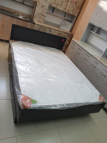 Новый двух местный кровать из в Бишкек