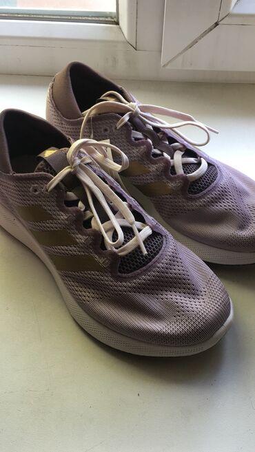 adidas porsche design в Кыргызстан: Кроссовки adidas новые не подошёл размер,38 размер 3500 сом