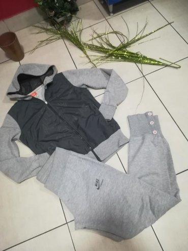 Nike komplet trenerka PAMUK ELASTIN Vel S-M