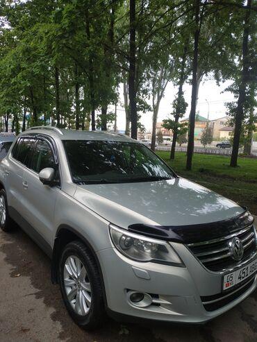 прицеп автомобильный легковой в Кыргызстан: Volkswagen Tiguan 2 л. 2010 | 160000 км