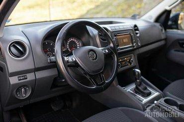 Volkswagen Amarok 2 l. 2015 | 199000 km