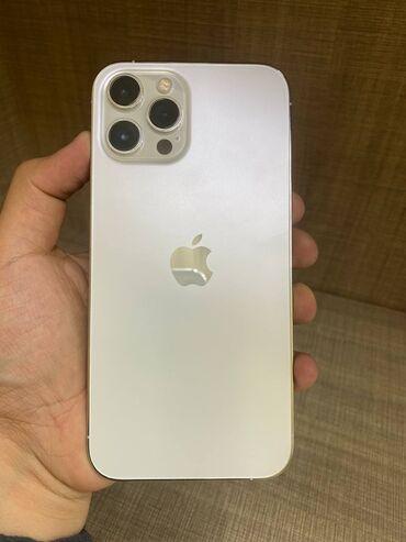 oneplus 8 pro цена in Кыргызстан | ONEPLUS: IPhone 12 Pro Max | 256 ГБ | Белый Б/У | Гарантия, Беспроводная зарядка, Face ID