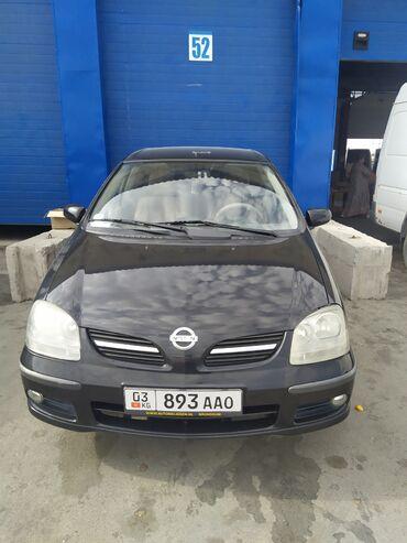 Nissan Almera Tino 1.8 л. 2004 | 230 км