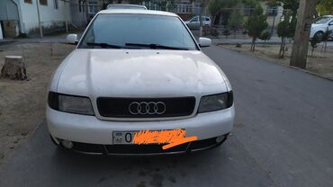 audi 80 1 8 quattro - Azərbaycan: Audi A4 1.8 l. 1998 | 406016 km