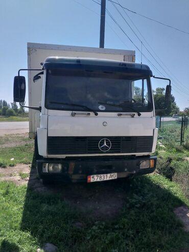 mercedes benz 814 в Кыргызстан: Мерс 814