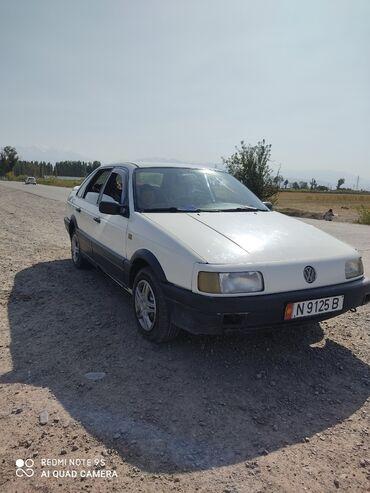 alpina b3 в Кыргызстан: Volkswagen Passat 1.8 л. 1989   383435 км